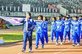 National School U 17 girls football begins