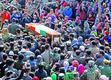 Kashmir bids tearful farewell to fallen soldier