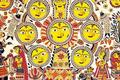 Madhubani paintings adorn railway station walls