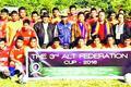 3rd ALT Federation Cup begins