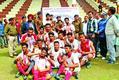 APS Club lifts football, Charyai Club wins kabaddi title