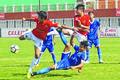 U 15 Hero I League kicks off at Khuman Lampak