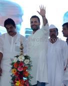 Modi govt making 'hollow' and 'false' promises: Rahul Gandhi in Raichur