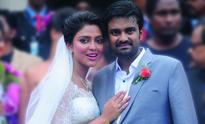 Amala Paul and A L Vijay to tie the knot on June 12