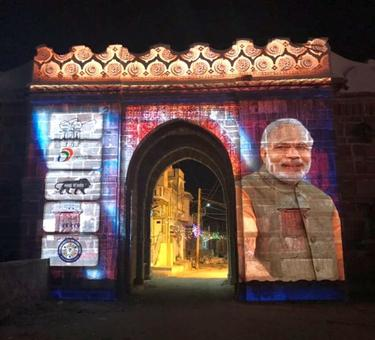 Excitement in Modi's village over his first visit as PM