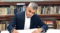 In India, London Mayor Sadiq Khan says UK govt's visa norms a 'big mistake'