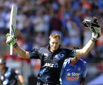 Guptill hundred propels New Zealand to 315