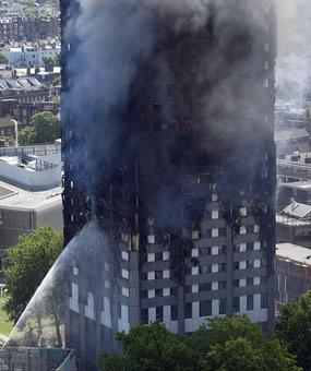 Grenfell tower blaze: Refurbishment 'turned tower into fire hazard'