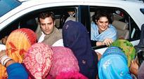 Amethi trip for Rahul, Priyanka