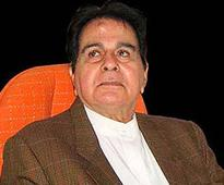Dilip Kumar's biography launched