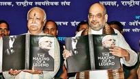 Mohan Bhagwat heaps praise on Modi, hails his RSS roots