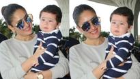 Oh No! Saif Ali Khan and Kareena Kapoor have already decided to send Taimur to a boarding school in England
