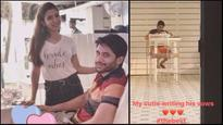 Check out pics from Naga Chaitanya and Samantha Ruth Prabhu's pre-wedding prep in Goa