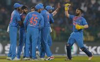 Shardul takes four as India crush Sri Lanka