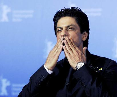 The world economic forum honours Shah Rukh with 24th Annual Crystal award