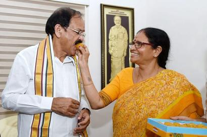NDA names Venkaiah Naidu as vice presidential nominee