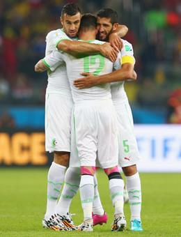Algeria thump South Korea to end 32-year tournament drought