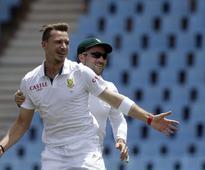 1st Test: Steyn runs through WI as South Africa post huge win