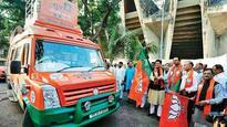 BJP's response to Gando Vikas: Hu vikas chhu, hu chhu Gujarat