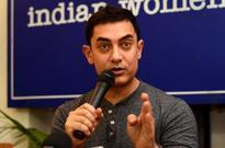 Aamir Khan approaches Mumbai police