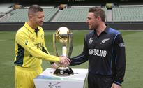 Looks friendly but it really isn't: Australia, NZ look cheerful ahead of World Cup final