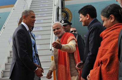 MEA declines answer to RTI query on Obama visit expenses