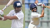 Ranji Trophy semifinals: Karun Nair's ton gives Karnataka lead, Gambhir-Chandela put Delhi in command