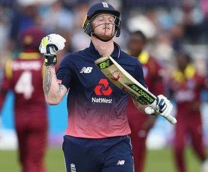 England's Stokes dropped out of fourth ODI after arrest in Bristol