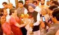 Rahul Gandhi skips Sonia's farewell dinner for PM Manmohan Singh