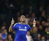 Video Chelsea vs NK Maribor Highlights: Watch Drogba Score First Goal on Return as Blues hit Slovenians for Six