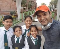 Check out: It's a wrap for Kapil Sharma's first schedule of Firangi
