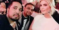 Singer Mika Singh Attends Donald Trump's Pre-Inauguration Dinner