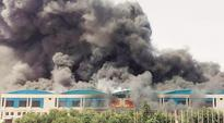 Fire in Gurgaon factory, no casualty reported