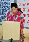 Rajasthan first phase: 63.26 per cent
