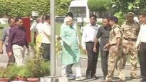 Railway hotel tender case: Lalu Prasad Yadav appears before CBI in Delhi for questioning