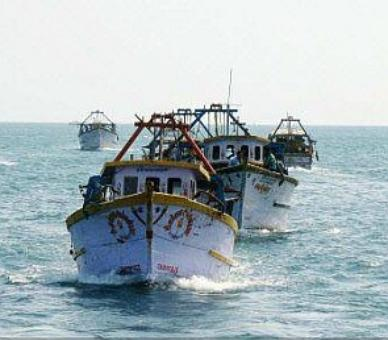 Sri Lankan navy arrests 8 Tamil Nadu fishermen