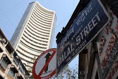 Cheers! Sensex hits 1-year high