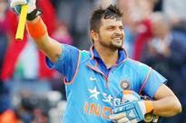 Raina ton helps India crush England