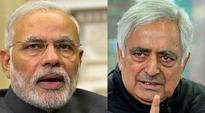PDP, BJP iron out differences; Mufti Sayeed to take oath as CM on Sunday