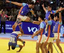 India make it three-in-three at Kabaddi World Cup