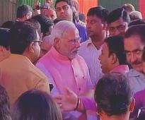 You have turned pen into broom: PM lauds media's role in 'Swachh Bharat'