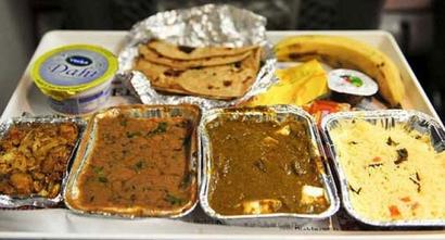 Railways to change catering recipe