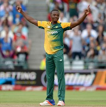Fast bowler Rabada snares six at South Africa's annual awards