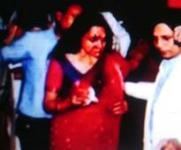 Injured Hema Malini admitted in Hospital after road accident
