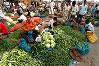 Wholesale price inflation at 6-month high in October
