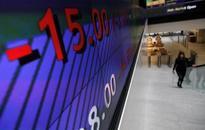 Stocks drop on weak earnings, U.S. durables; dollar slips