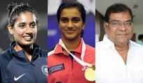 Padma Bhushan glory for Mithali, PV Sindhu, Kota Srinivasa