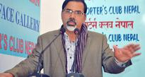 Impeachment motion in Nepali Congress consent: Sharma