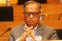 Narayana Murthy recalls old hands to Infosys