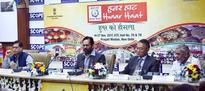 Fourth Hunar Haat to be inaugurated by Union Minister for Minority Affairs Shri Mukhtar Abbas Naqvi on 15th November, 2017